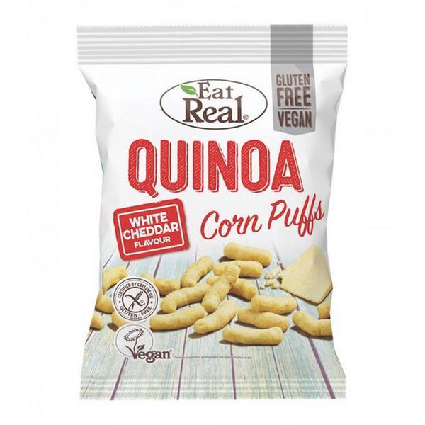 White Cheddar Quinoa Puffs