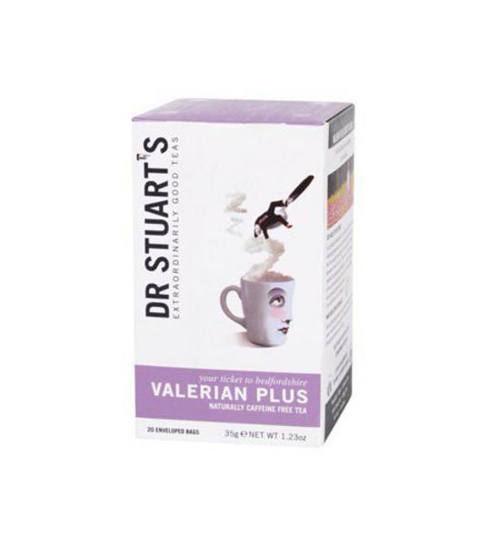 Valerian Plus Tea