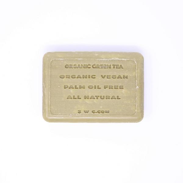 Green Tea Soap Vegan