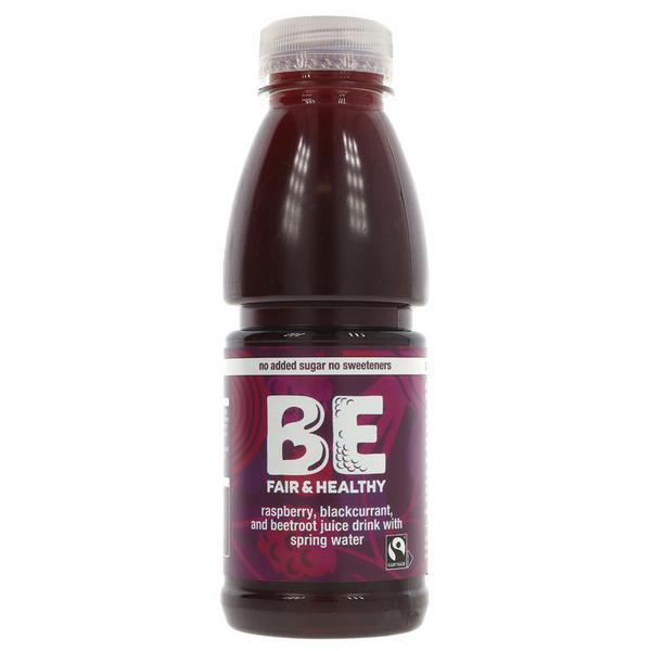 Raspberry,Blackcurrant & Beetroot Juice