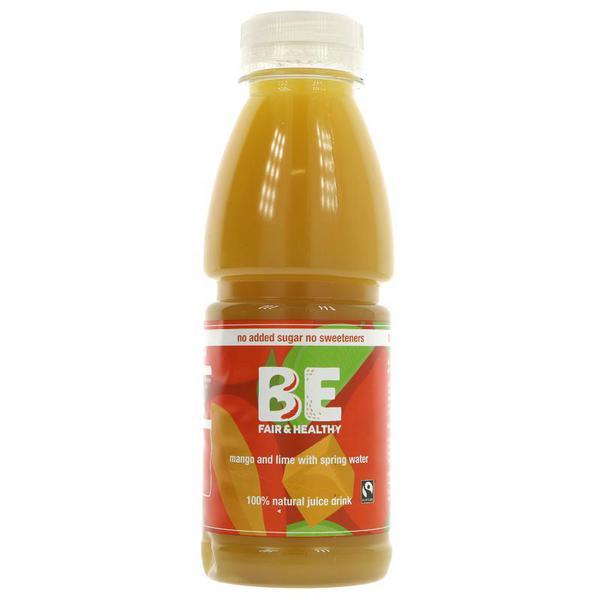Mango & Lime Juice FairTrade