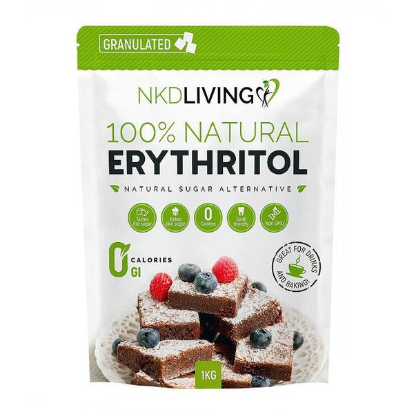 Granulated Erythritol Sweetener