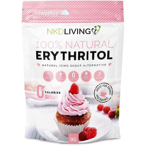Powdered Erythritol Sweetener Vegan