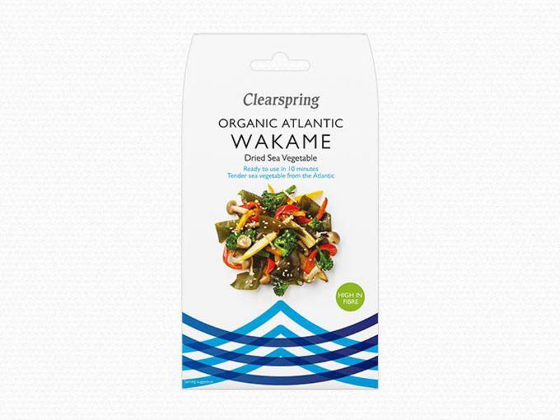 Atlantic Wakame Seaweed Vegan, ORGANIC