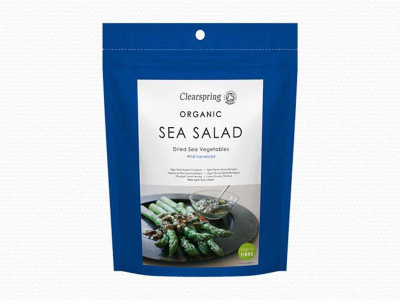 Sea Salad Seaweed Vegan, yeast free, ORGANIC