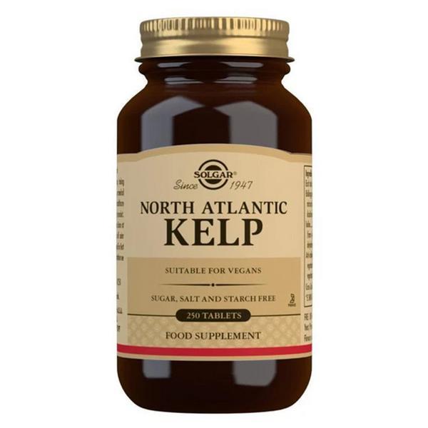 North Atlantic Kelp Iodine Gluten Free, Vegan