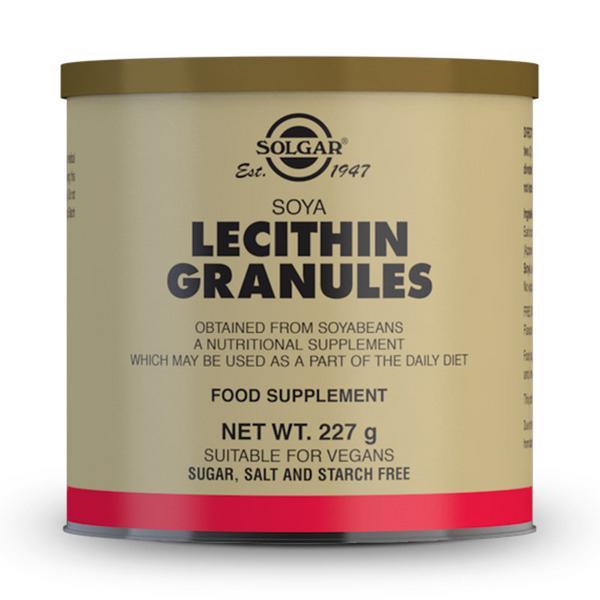 Lecithin Granules Supplement 95 Vegan