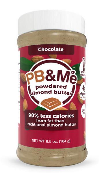 Chocolate Powdered Almond Nut Butter