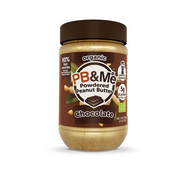 Chocolate Powdered Peanut Butter ORGANIC