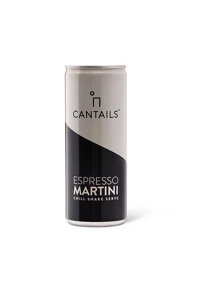 Alcoholic Espresso Drink