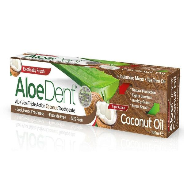 Coconut Toothpaste Vegan