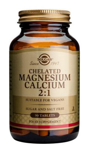 2 : 1 Chelated Magnesium & Calcium Mineral