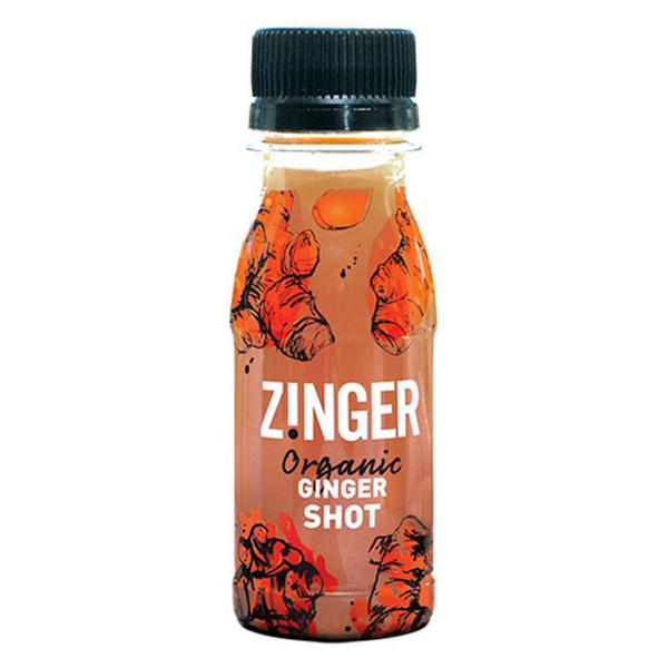 Apple & Ginger Zinger Shot Vegan, ORGANIC