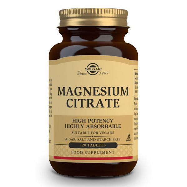 Magnesium Citrate Mineral