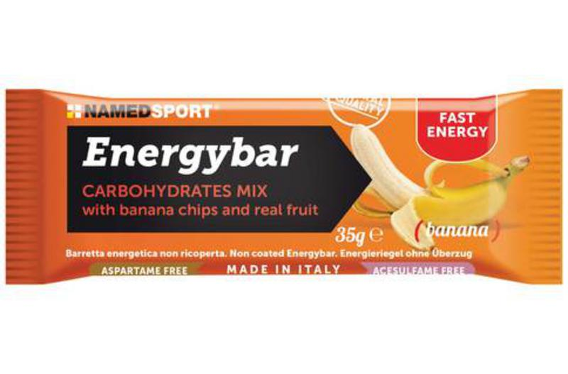 Banana Energy Snackbar