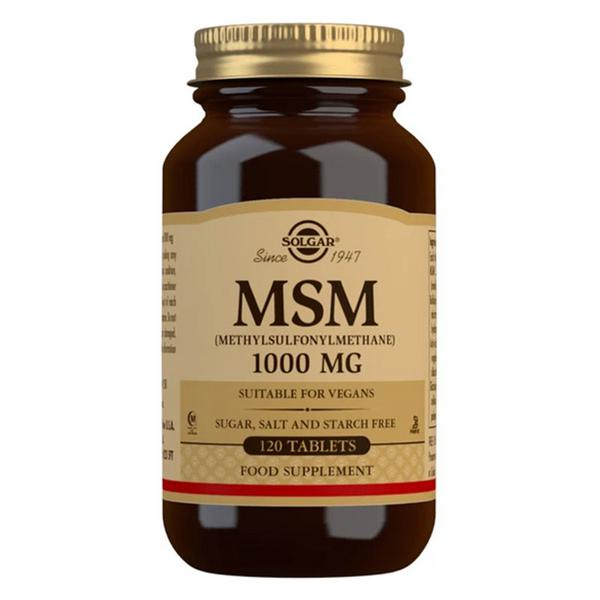 MSM Supplement 1000mg Vegan