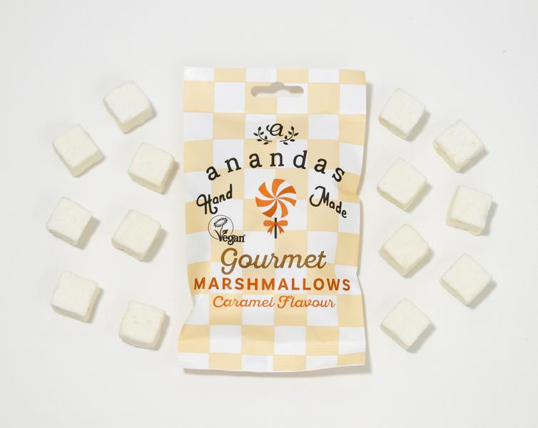 Caramel Marshmallows Vegan