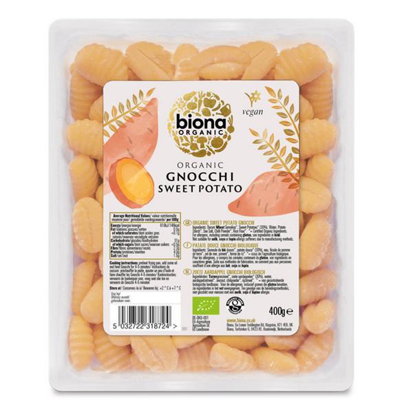 Fresh Sweet Potato Gnocchi ORGANIC