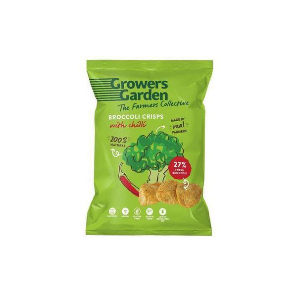 Chilli Broccoli Crisps