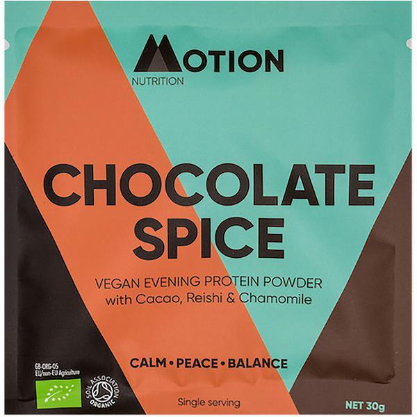 Chocolate Spice Protein Powder dairy free, Vegan, ORGANIC
