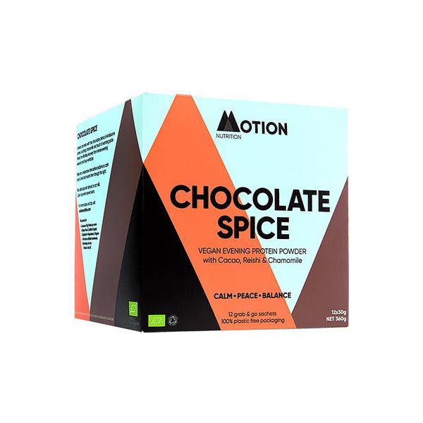 Chocolate Spice Protein Shake Vegan, ORGANIC