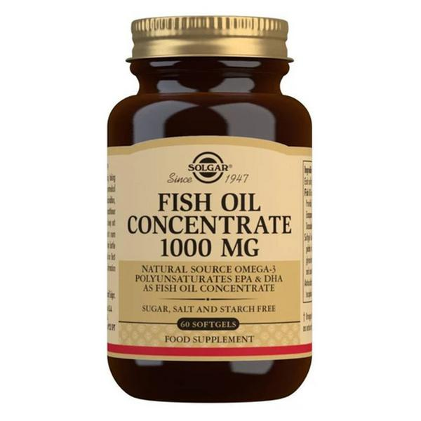 Concentrate 1000mg Fish Oil