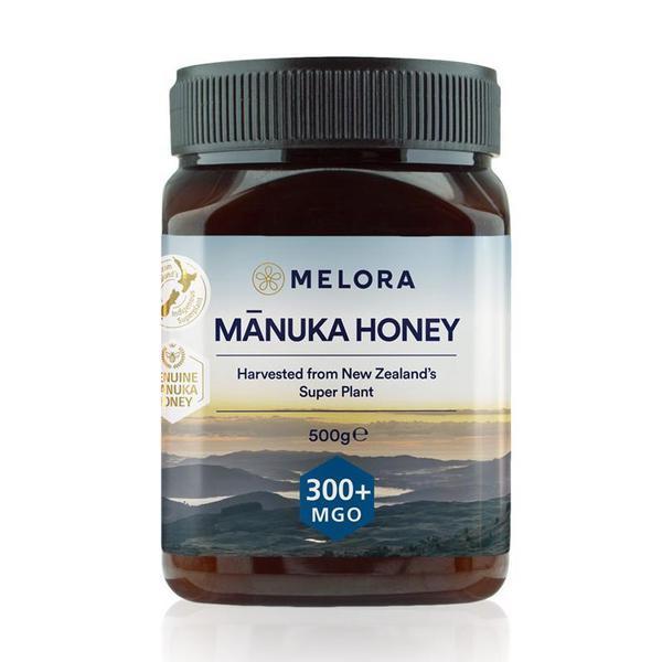 300+ MGO Manuka Honey