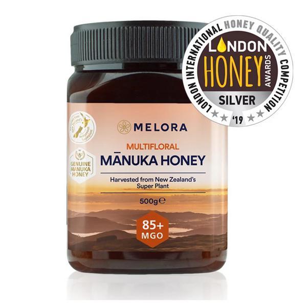 85+ MGO Manuka Honey