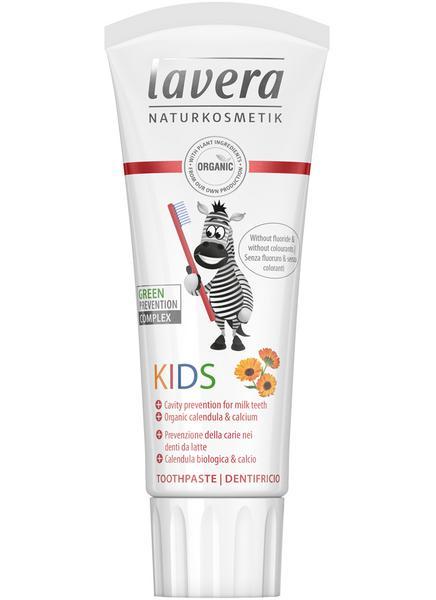 Calendula & Calcium Kids Toothpaste ORGANIC