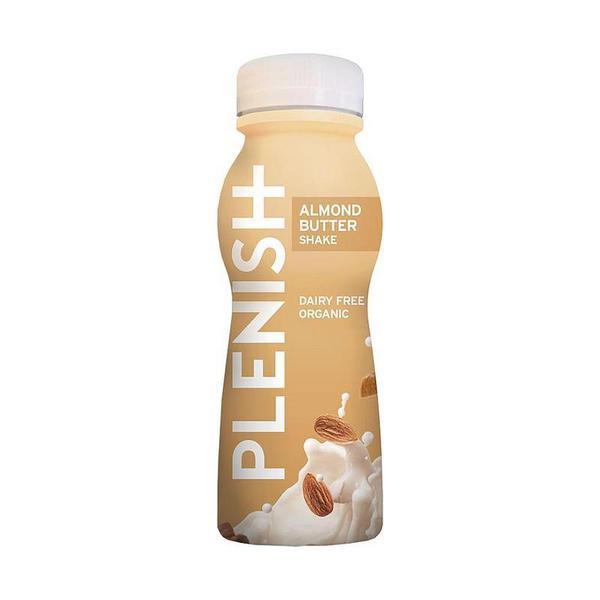 Almond Butter Shake dairy free, Vegan, ORGANIC