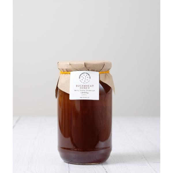 Polish Buckwheat Honey