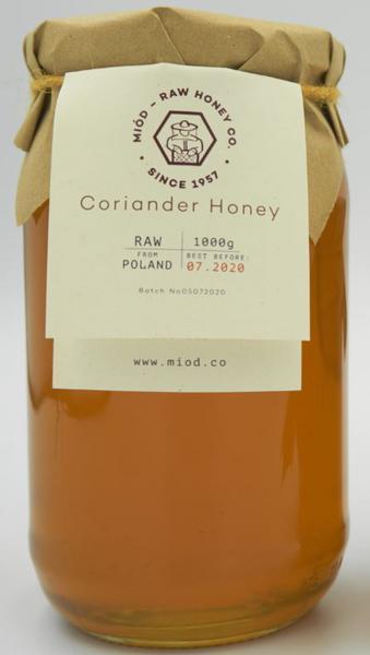 Polish Honey Coriander