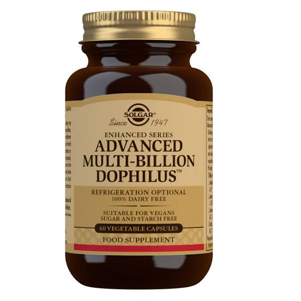 Advanced Digestive Aid Dophilus Multi-Billion