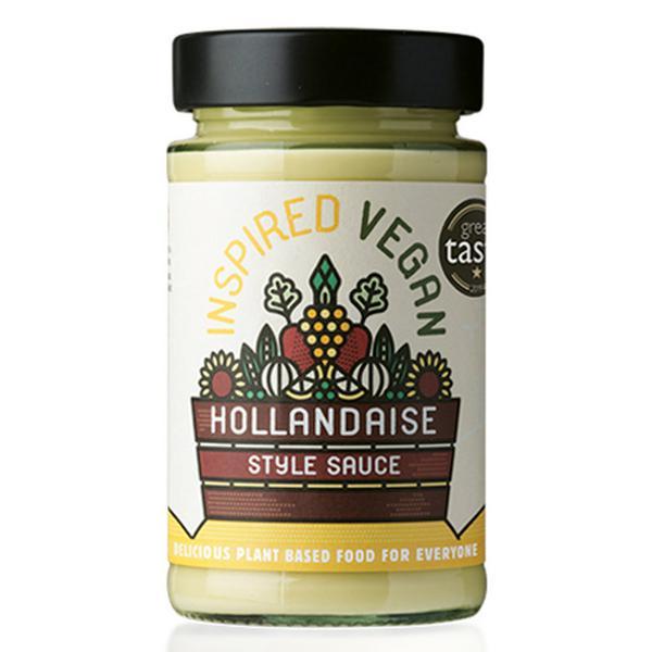 Hollandaise Style Sauce dairy free, Vegan