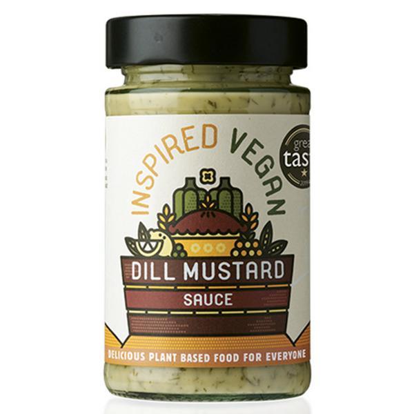 Dill Mustard Sauce Vegan