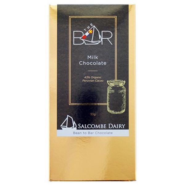 43% Peruvian Cacao Milk Chocolate ORGANIC
