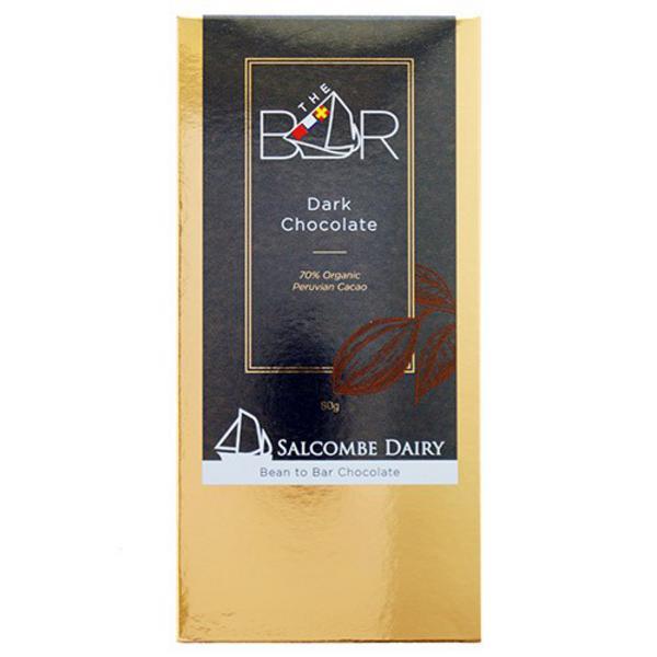 70% Peruvian Dark Chocolate