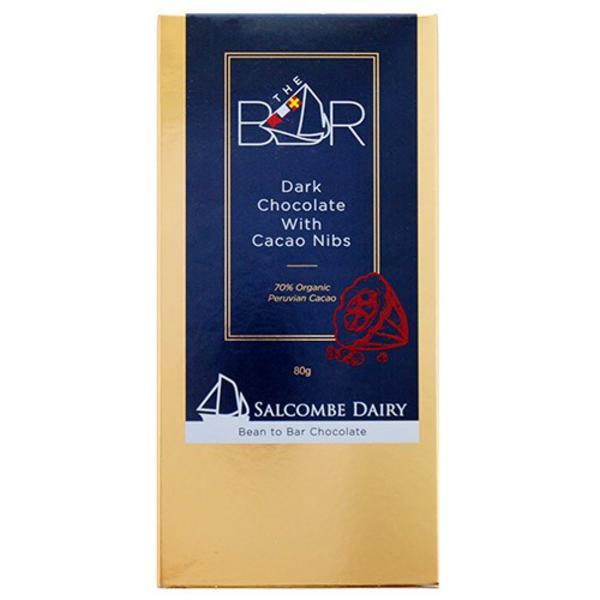 70% Dark Chocolate Peruvian Nibs