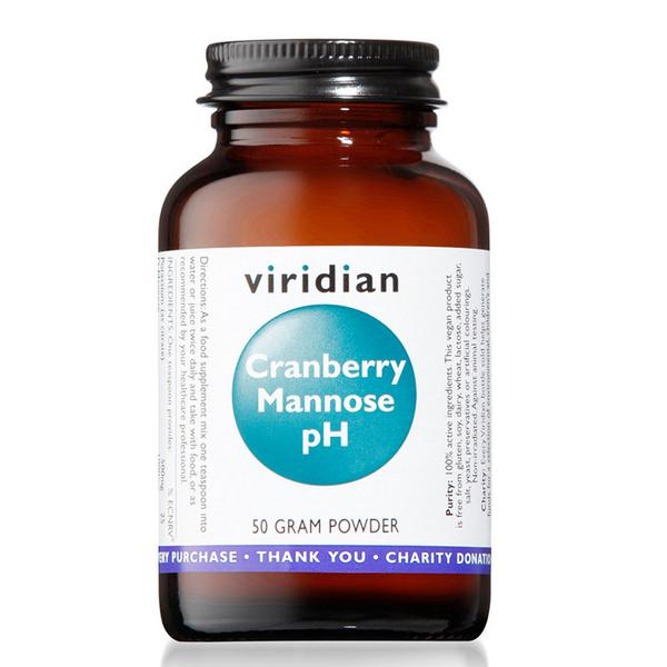 Cranberry Mannose Powder Vitamins