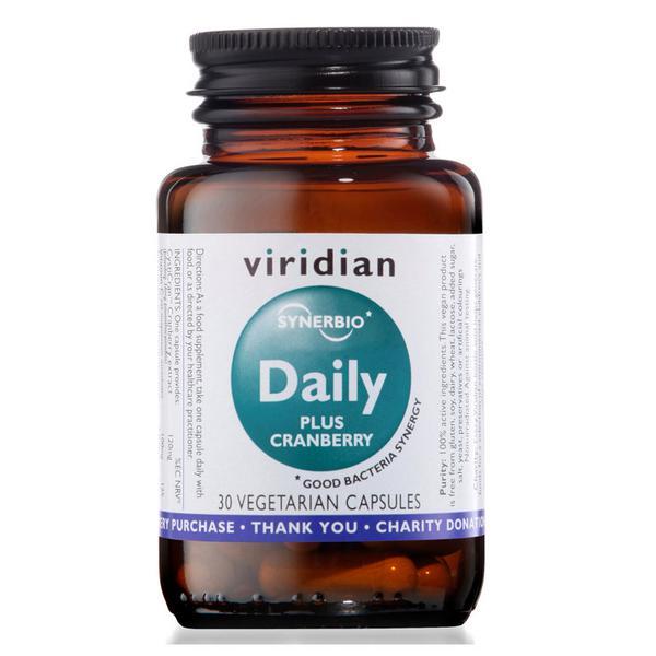 Cranberry Daily Supplement Vegan