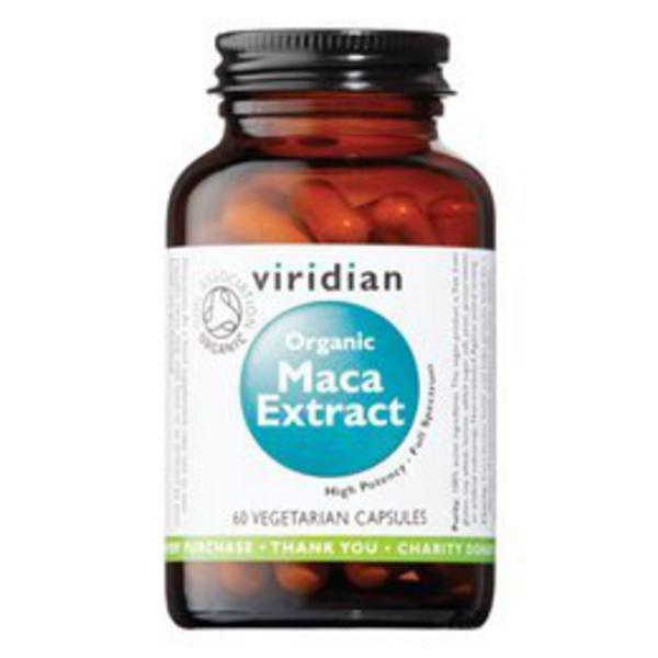 Maca Extract Vegan, ORGANIC