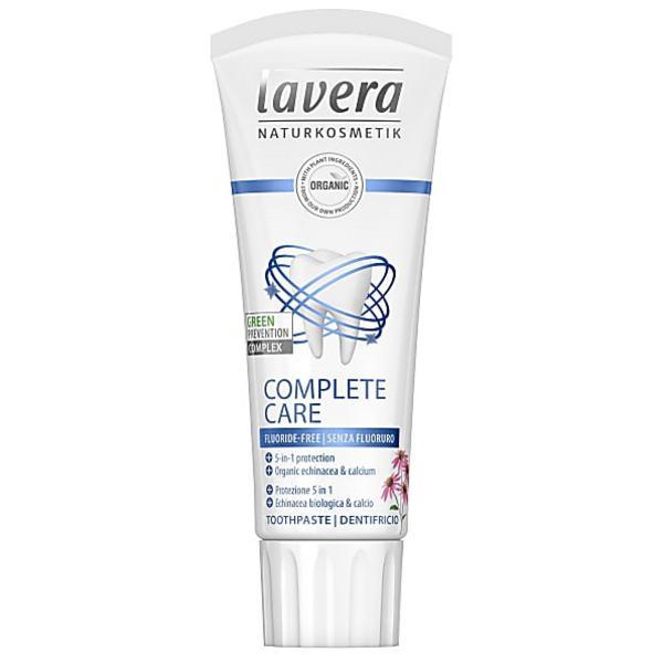 Mint Complete Care Toothpaste Fluoride Free Vegan, ORGANIC