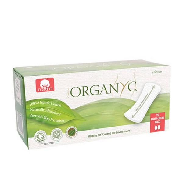 Panty Liners Extra Long ORGANIC
