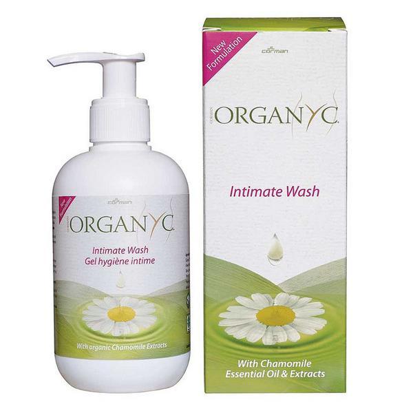 Chamomile Intimate Feminine Hygiene Wash Vegan, ORGANIC