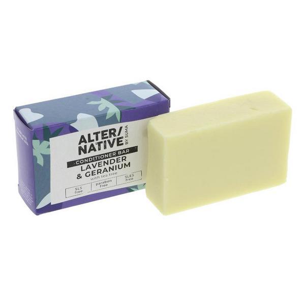 Lavender & Geranium Conditioner Bar Vegan image 2