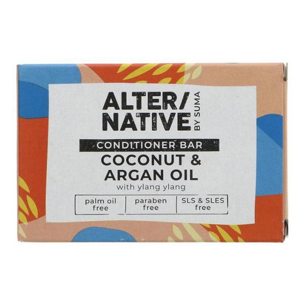 Coconut & Argan Oil Conditioner Bar Vegan