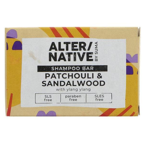 Patchouli & Sandalwood Shampoo Bar