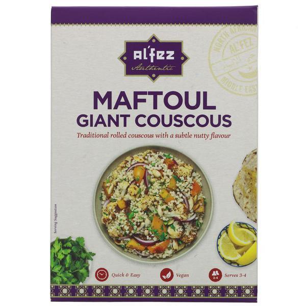 Giant Maftoul Cous Cous Vegan