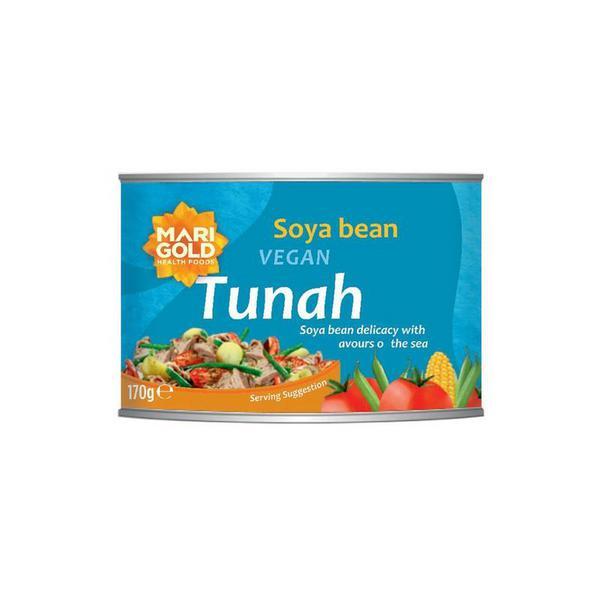 Soya Bean Tunah Gluten Free, Vegan