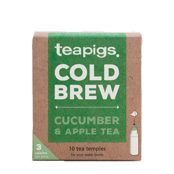 Cucumber & Apple Cold Brew Tea